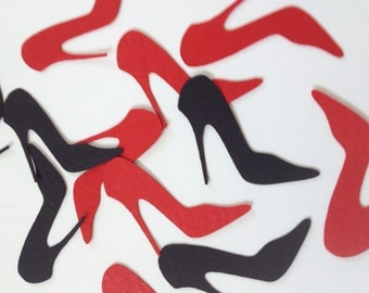 Stiletto High Heel Table Confetti/Bridal Party/Shower/Party Decor