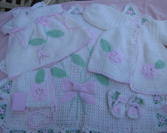 Baby Blooms Layette