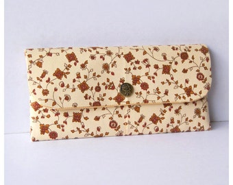 Long Wallet / Bifold Clutch