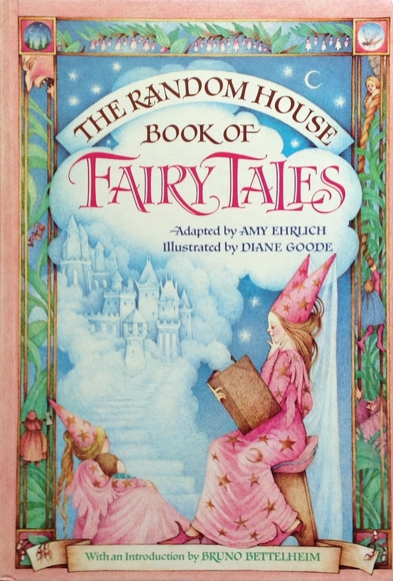1983 39 s random house book of fairy tales children 39 s for Classic house books