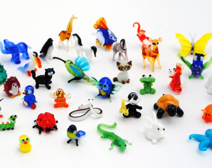 e30-00 Miniature Animal (1 piece for price shown)