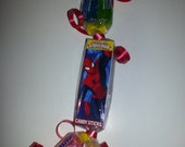 Spiderman Candy Lei