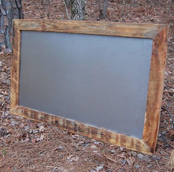 Large framed magnetic board restaurant kitchen menu - Massieve decoratieve tuin ...
