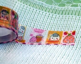 Deco tape kawaii  food