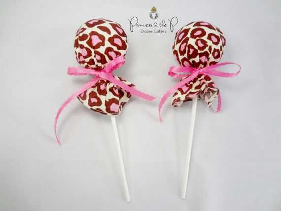 Pink/Leopard Baby Shower It says her name. money-saving ideas to get the most