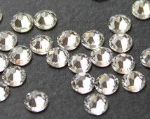 Swarovski Flatback Elements Crystal 2058 Flatback Rhinestone SS5 001 Crystal 72 pcs 1mm (Clear)