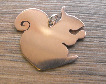 nuts about you squirrel charm