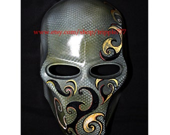 Army of two mask, Paintball airsoft mask, Halloween mask, Steampunk mask, Halloween costume & Cosplay mask, The Assassin MA96 et