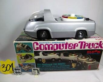 1970 Eldon Computer Truck w/box