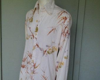 Vintage Liberty House Surfline Button Up Mens Shirt