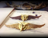 Steampunk Aeronaut Wings - Medium