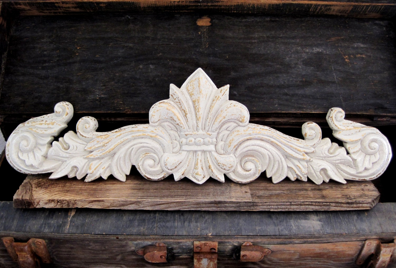 Fleur De Lis French Country Wall Decor
