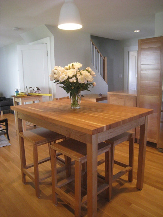 Handmade Kitchen Islands: Items Similar To Handmade Custom Table Legs, Kitchen