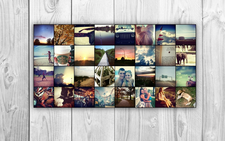 Как сделать коллаж из фото для инстаграмма