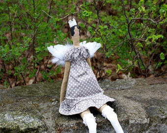Tilda Angel Doll Princess Vintage Handicrafts Christmas