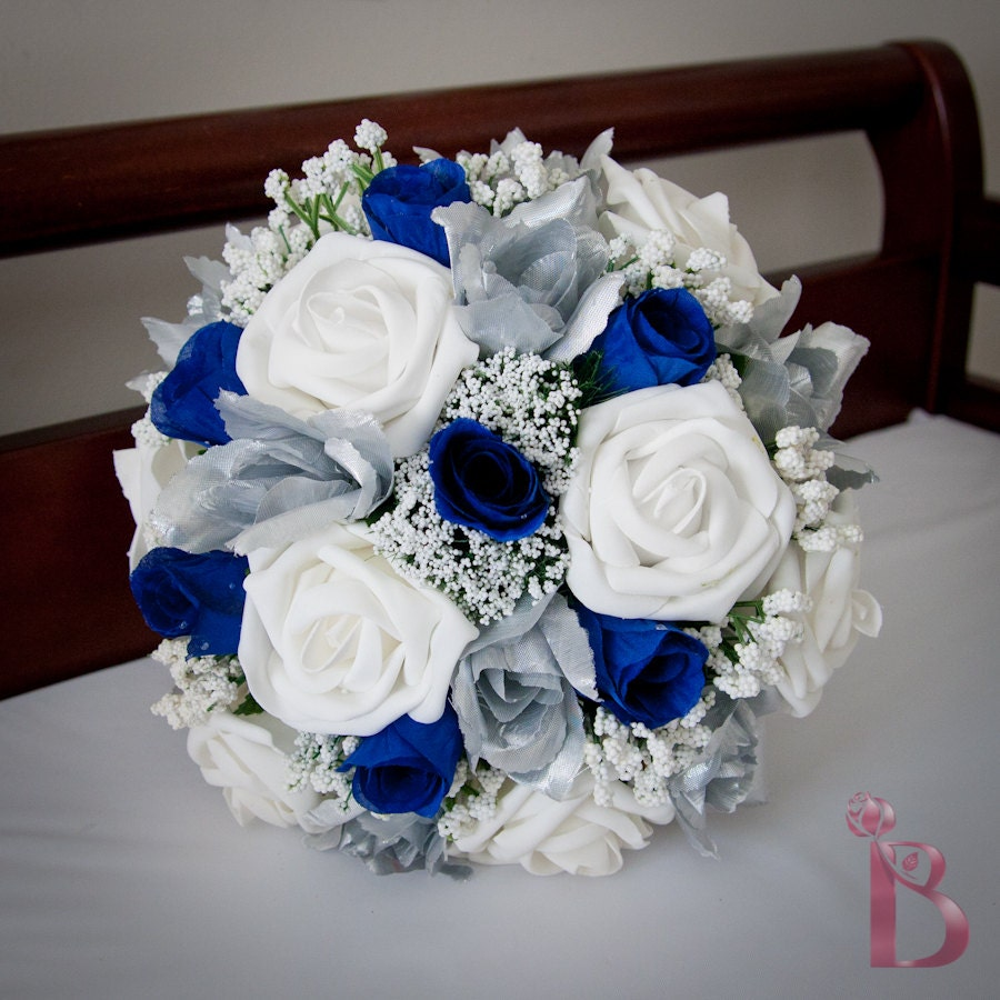 blue flowers wedding bouquet 1000 images about wedding ideas on 1934