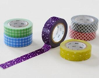 MT Purple Washi Tape