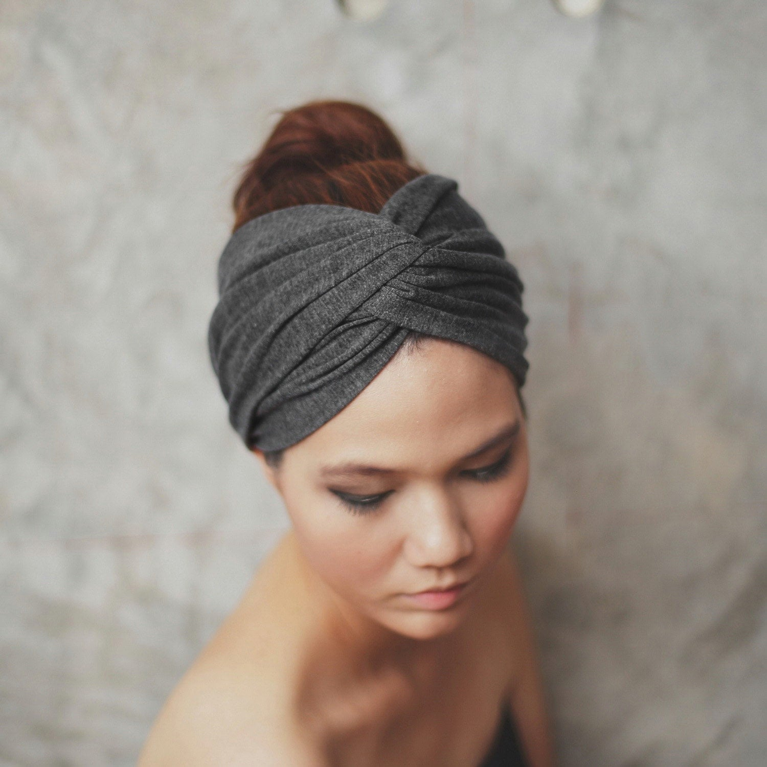 Make Turban Headband Turban Twist Headband