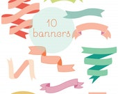 10 banners - vector file
