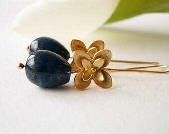 Lapis - flower drops