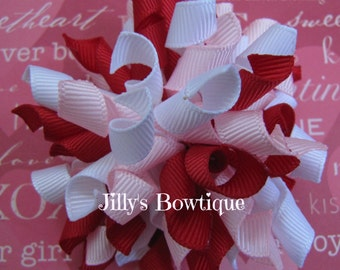 Valentine's Hair Clip