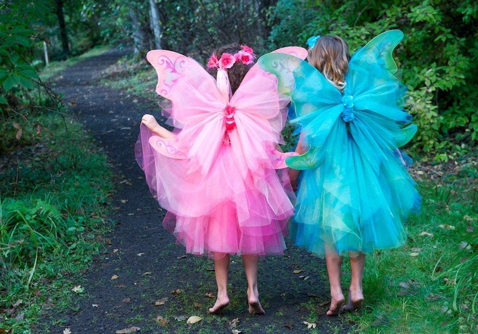 Silvermist Fairy Tutu Dress Costume