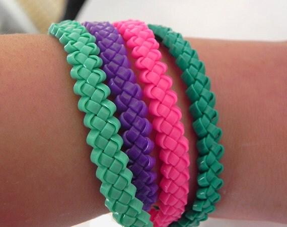 braided gimp bracelets -#main