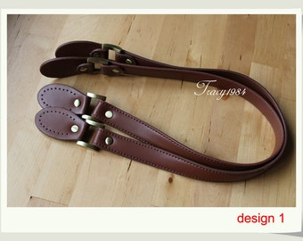 61cm or 24 inch Synthetic Leather Tote Bag Handles