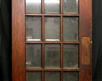 Popular items for exterior door on etsy for 15 panel glass exterior door