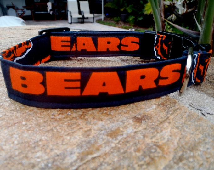 Chicago Bears Collar