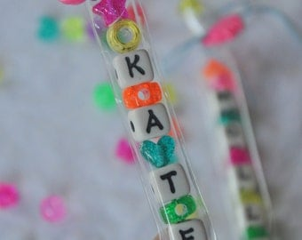 Make Your Own Bracelet Kid's Birthday Party Favor