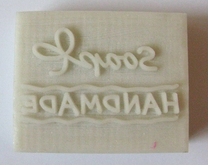 Handmade Cookie Stamp Seal Soap Stamp - Soap Handmade