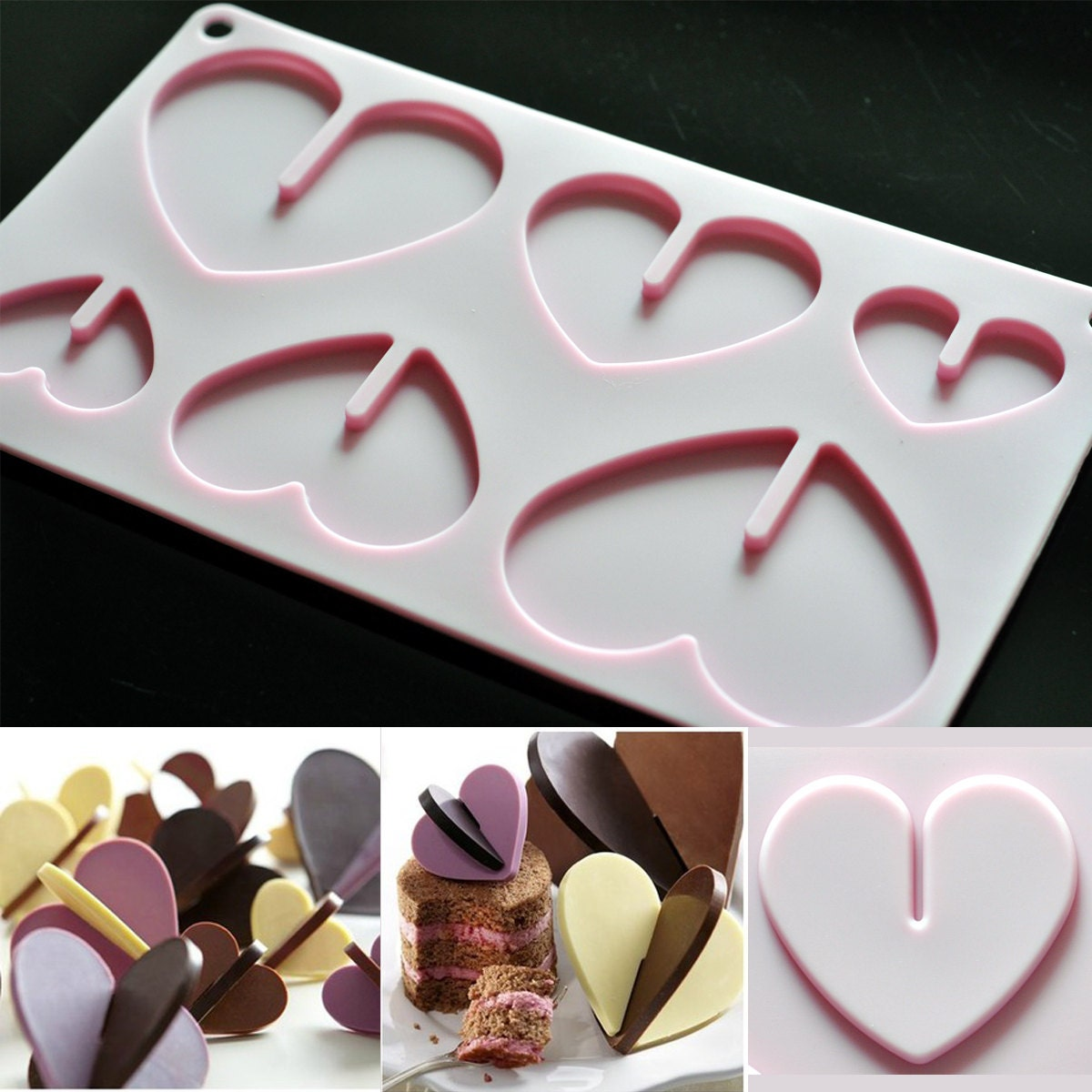 Custom Moulds For Chocolate Making
