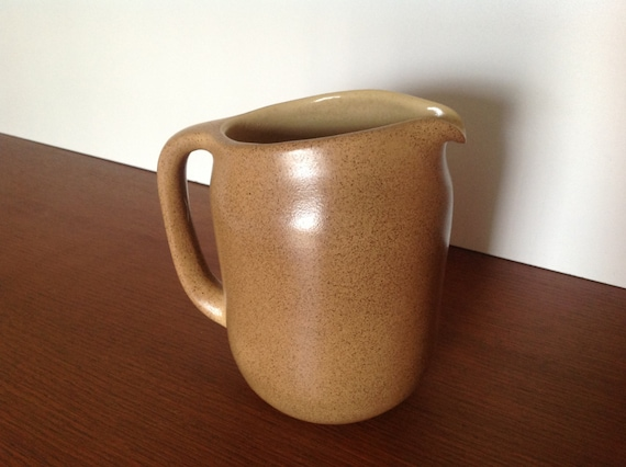 Vintage Heath Ceramic Coupe Pitcher