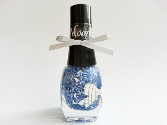 Moonfae - Glitter Nail Lacquer - 15ml - Limited Edition