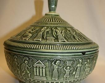 Grecian casserole