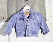 Levi Strauss and Co Toddlers Jean Jacket