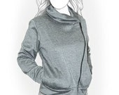 4011 PDF Sewing Pattern for Sweat-shirt, Personalized for Custom Size, Women Clothing