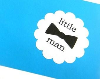 12 Bowtie Stickers, Little Man Theme, Bowtie Labels, Gender Reveal, Bowtie Birthday, Little Man Party, First Birthday, Envelope Seals, Party
