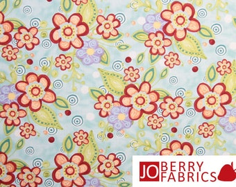 Polka Dot Garden Fabric