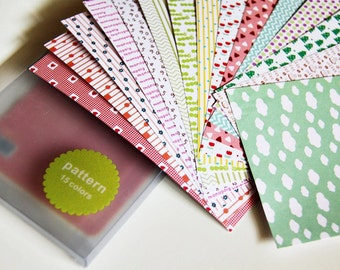 Plane Patterned Masking Sticker Set - Labels. Plastic Box. Rainbow. Gift Wrapping. Scrapbooking. Parties. Weddings. DIY Note