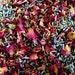ROSE & LAVENDER Wedding Toss Favor Biodegradable Confetti Organic Bulk Wholesale // Dried Pink Petal Flower Mix Sachet Bud, 2.5 6 7 8 9 10lb