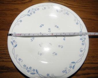 Corelle Provincial  Blue Plates (set of 6)