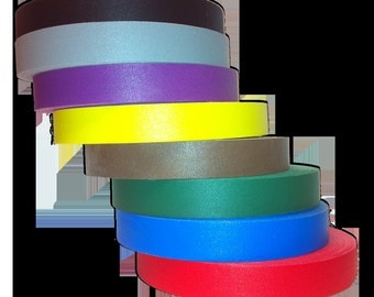 "150 ft. roll of 1"" Gaffers Hula Hoop Grip Tape - All Colors and Neons to Choose From!"