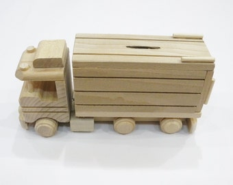 moneybox ...eco friendly handmade toys for babies, children, kids, boys and girls