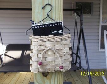 Note Pad Basket