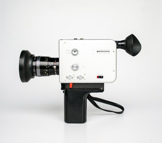 vintage super 8 camera braun nizo s56 60 39 s 70 39 s. Black Bedroom Furniture Sets. Home Design Ideas