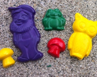Magical Gnome Crayons