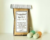 Encapsulated - Tiny Pill Capsules with Secret Mesage Scroll (Pack of 2) - Gloriousmess