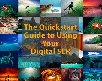 The Quickstart Guide to Using Your SLR (Full Day)